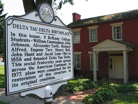 Original Delt House