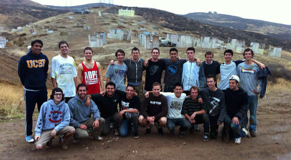 Paintball 2012