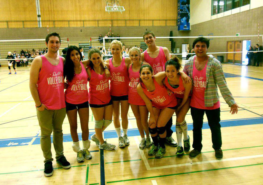 2012 Volley Ball