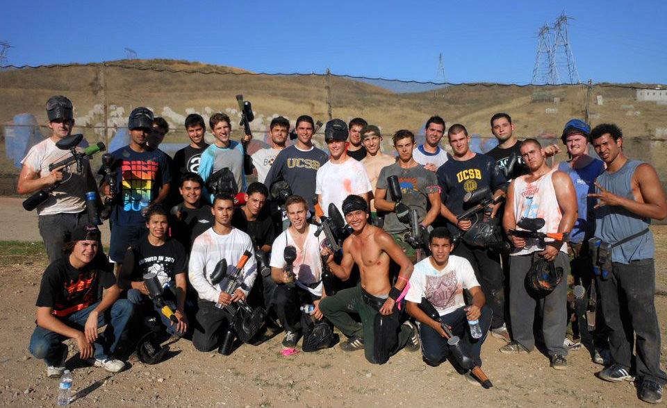 Brotherhood Paintball 2011