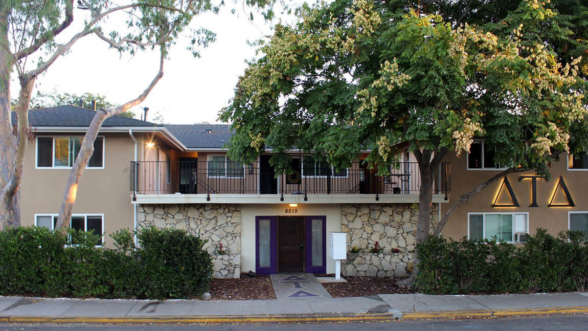 DTD Delta Psi Chapter House